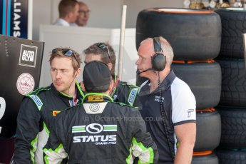 World © Octane Photographic Ltd. Friday 3rd July 2015. Status Grand Prix. GP2 Practice – Silverstone, UK. Digital Ref. : 1329JM1D3874