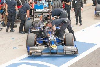 World © Octane Photographic Ltd. Friday 3rd July 2015. Daiko Team Lazarus– Natanael Berthon. GP2 Practice – Silverstone, UK. Digital Ref. : 1329JM1D3930