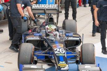 World © Octane Photographic Ltd. Friday 3rd July 2015. Daiko Team Lazarus– Natanael Berthon. GP2 Practice – Silverstone, UK. Digital Ref. : 1329JM1D3933