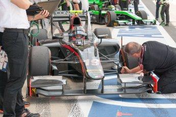World © Octane Photographic Ltd. Friday 3rd July 2015. Rapax – Robert Visoiu. GP2 Practice – Silverstone, UK. Digital Ref. : 1329JM1D3953