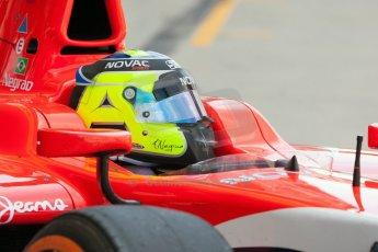 World © Octane Photographic Ltd. Friday 3rd July 2015. Arden International – Andre Negrao. GP2 Practice – Silverstone, UK. Digital Ref. : 1329JM1D3968