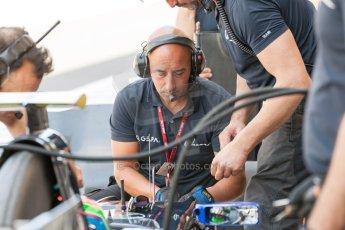 World © Octane Photographic Ltd. Friday 3rd July 2015. Daiko Team Lazarus– Sergio Canamasas. GP2 Practice – Silverstone, UK. Digital Ref. : 1329JM1D3987