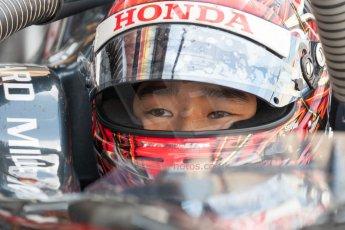 World © Octane Photographic Ltd. Friday 3rd July 2015. ART Grand Prix – Nobuharu Matsushita. GP2 Practice – Silverstone, UK. Digital Ref. : 1329JM1D3997
