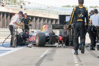World © Octane Photographic Ltd. Friday 3rd July 2015. DAMS – Pierre Gasly. GP2 Practice – Silverstone, UK. Digital Ref. : 1329JM1D4018