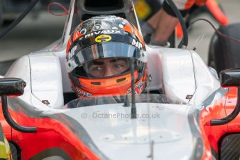 World © Octane Photographic Ltd. Friday 3rd July 2015. MP Motorsport – Daniel de Jong. GP2 Practice – Silverstone, UK. Spain. Digital Ref. : 1329JM1D4021