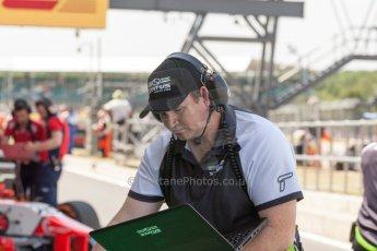 World © Octane Photographic Ltd. Friday 3rd July 2015. Status Grand Prix. GP2 Practice – Silverstone, UK. Digital Ref. : 1329JM1D4060