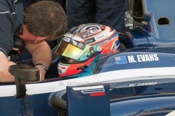 World © Octane Photographic Ltd. Friday 3rd July 2015. Russian Time – Mitch Evans. GP2 Practice – Silverstone, UK. Digital Ref. : 1329JM1D4094