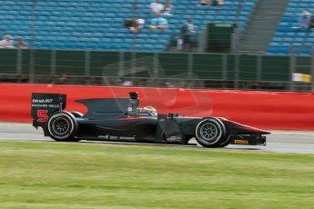 World © Octane Photographic Ltd. Friday 3rd July 2015. ART Grand Prix – Stoffel Vandoorne. GP2 Qualifying – Silverstone, UK. Digital Ref. : 1330JM1D3713