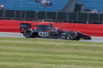 World © Octane Photographic Ltd. Friday 3rd July 2015. ART Grand Prix – Nobuharu Matsushita. GP2 Qualifying – Silverstone, UK. Digital Ref. : 1330JM1D3744