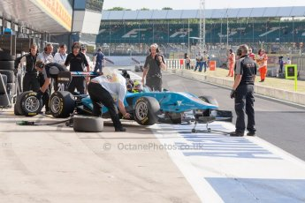 World © Octane Photographic Ltd. Thursday 2nd July 2015. Jenzer Motorsport – Pal Varhaug. GP3 Paddock – Silverstone, UK. Digital Ref. : 1331JM1D4210