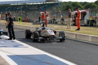 World © Octane Photographic Ltd. Thursday 2nd July 2015. Campos Racing – Zaid Ashkanani. GP3 Paddock – Silverstone, UK. Digital Ref. : 1331JM1D4211