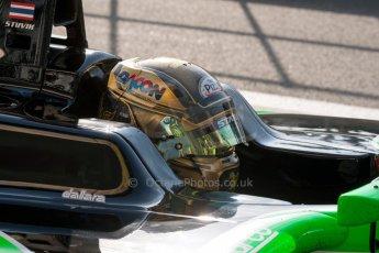 World © Octane Photographic Ltd. Thursday 2nd July 2015. Status Grand Prix – Sandy Stuvik. GP3 Paddock – Silverstone, UK. Digital Ref. : 1331JM1D4218
