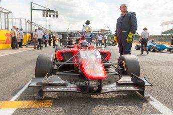 World © Octane Photographic Ltd. Saturday 4th July 2015. Arden International – Kevin Ceccon. GP3 Race 1 – Silverstone, UK. Digital Ref. : 1337JM1D4057