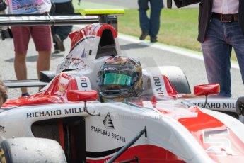 World © Octane Photographic Ltd. Saturday 4th July 2015. ART Grand Prix – Marvin Kirchhofer. GP3 Race 1 – Silverstone, UK. Digital Ref. : 1337JM1D4968