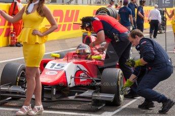 World © Octane Photographic Ltd. Saturday 4th July 2015. Arden International – Emil Bernstorff. GP3 Race 1 – Silverstone, UK. Digital Ref. : 1337JM1D4970