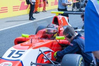 World © Octane Photographic Ltd. Saturday 4th July 2015. Arden International – Emil Bernstorff. GP3 Race 1 – Silverstone, UK. Digital Ref. : 1337JM1D4974