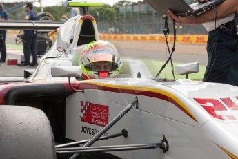 World © Octane Photographic Ltd. Saturday 4th July 2015. Campos Racing – Alex Palou. GP3 Race 1 – Silverstone, UK. Digital Ref. : 1337JM1D4976