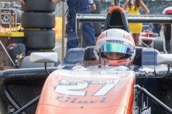 World © Octane Photographic Ltd. Saturday 4th July 2015. Trident – Luca Ghiotto. GP3 Race 1 – Silverstone, UK. Digital Ref. : 1337JM1D4985