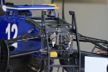 World © Octane Photographic Ltd. Sauber F1 Team C34-Ferrari – Felipe Nasr. Thursday 2nd July 2015, F1 British GP Pit Lane Silverstone, UK. Digital Ref: 1324LB1D2724