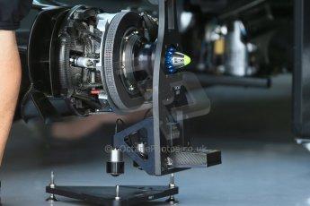 World © Octane Photographic Ltd. Mercedes AMG Petronas F1 W06 Hybrid. Thursday 2nd July 2015, F1 British GP Pit Lane, Silverstone, UK. Digital Ref: 1324LB1D2780