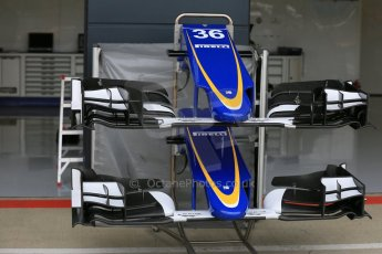 World © Octane Photographic Ltd. Sauber F1 Team Reserve Driver– Raffaele Marciello. Thursday 2nd July 2015, F1 British GP Pit Lane Silverstone, UK. Digital Ref: 1324LB5D8366