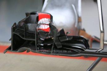 World © Octane Photographic Ltd. Lotus F1 Team E23 Hybrid. Thursday 2nd July 2015, F1 British GP Pit Lane, Silverstone, UK. Digital Ref: 1324LB5D8484