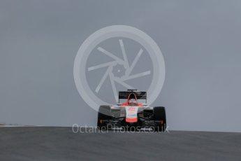 World © Octane Photographic Ltd. Manor Marussia F1 Team MR03B – William Stevens. Friday 23rd October 2015, F1 USA Grand Prix Practice 1, Austin, Texas - Circuit of the Americas (COTA). Digital Ref: 1460LB1D8749