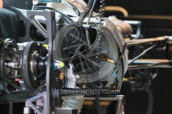 World © Octane Photographic Ltd. Mercedes AMG Petronas F1 W06 Hybrid. Wednesday 21st October 2015, F1 USA Grand Prix Set Up, Austin, Texas - Circuit of the Americas (COTA). Digital Ref: 1457LB1D8025