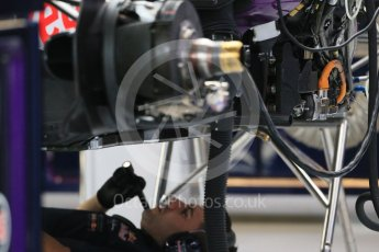 World © Octane Photographic Ltd. Infiniti Red Bull Racing RB11. Wednesday 21st October 2015, F1 USA Grand Prix Set Up, Austin, Texas - Circuit of the Americas (COTA). Digital Ref: 1457LB1D8104