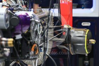 World © Octane Photographic Ltd. Infiniti Red Bull Racing RB11. Wednesday 21st October 2015, F1 USA Grand Prix Set Up, Austin, Texas - Circuit of the Americas (COTA). Digital Ref: 1457LB1D8122