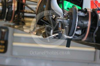 World © Octane Photographic Ltd. Manor Marussia F1 Team MR03B. Wednesday 21st October 2015, F1 USA Grand Prix Set Up, Austin, Texas - Circuit of the Americas (COTA). Digital Ref: 1457LB1D8454
