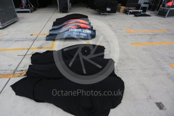 World © Octane Photographic Ltd. McLaren Honda MP4/30. Wednesday 21st October 2015, F1 USA Grand Prix Set Up, Austin, Texas - Circuit of the Americas (COTA). Digital Ref: 1456LB5D2614