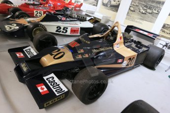 World © Octane Photographic Ltd. Donington Grand Prix Collection 25th January 2015. Digital Ref:  1179CB1D0816
