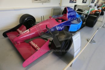 World © Octane Photographic Ltd. Donington Grand Prix Collection 25th January 2015. Digital Ref:  1179CB1D0864