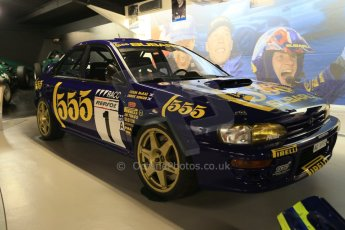 World © Octane Photographic Ltd. Donington Grand Prix Collection 25th January 2015. Prodrive collection. Digital Ref:  1179CB1D0904