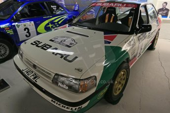 World © Octane Photographic Ltd. Donington Grand Prix Collection 25th January 2015. Prodrive collection. Digital Ref:  1179CB1D0906