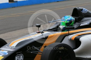 World © Octane Photographic Ltd. 15th October 2015. Donington Park. General Testing. JTR MSA Formula Team - Toby Sowery. Digital Ref: 1455LB1D7131