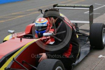 World © Octane Photographic Ltd. 15th October 2015. Donington Park. General Testing. Chris Dittmann Racing - Alex Jones. Digital Ref: 1455LB1D7498