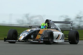 World © Octane Photographic Ltd. Wednesday 4th March 2015, General un-silenced test day – Donington Park - MSA Formula – Certified by FIA, Powered by Ford EcoBoost - James Pull - JTR. Digital Ref : 1196CB1D4267