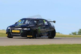 World © Octane Photographic Ltd. Donington Park general unsilenced testing June 4th 2015. Nic Hamilton – AmDTuning.com Audi. British Touring Car Championship (BTCC). Digital Ref : 1288CB1L2276