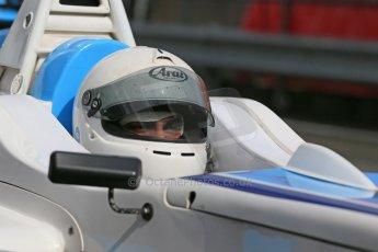 World © Octane Photographic Ltd. DUO BRDC Formula 4 Qualifying, Oulton Park, UK, Saturday 4th April 2015. MSV F4-013. Douglas Motorsport. Akhil Rabindra. Digital Ref : 1213LB1D2618