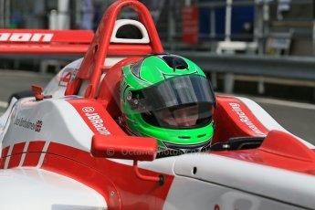 World © Octane Photographic Ltd. DUO BRDC Formula 4 Qualifying, Oulton Park, UK, Saturday 4th April 2015. MSV F4-013. Lanan Racing. Jack Bartholomew. Digital Ref : 1213LB1D2639