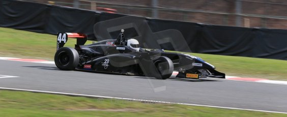 World © Octane Photographic Ltd. DUO BRDC Formula 4 Qualifying, Oulton Park, UK, Saturday 4th April 2015. MSV F4-013. 23 Racing. James Reveler. Digital Ref : 1213LB1D2694