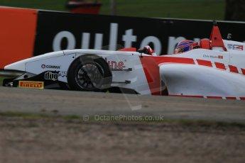 World © Octane Photographic Ltd. DUO BRDC Formula 4 Race 1, Oulton Park, UK, Saturday 4th April 2015. MSV F4-013. Lanan Racing. Chris Mealin. Digital Ref : 1214LB1D3337