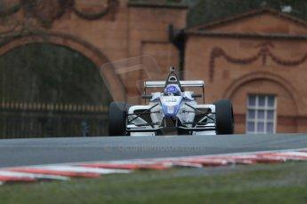 World © Octane Photographic Ltd. DUO BRDC Formula 4 Race 1, Oulton Park, UK, Saturday 4th April 2015. MSV F4-013. HHC Motorsport. Harri Newey. Digital Ref : 1214LB1D3370