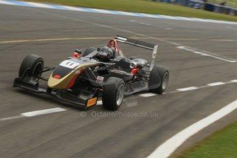World © Octane Photographic Ltd. Saturday 25th April 2015, MSVR F3 Cup Qualifying. Donington Park. CF Racing - Daniel Tapinos – Dallara F311 NBE. Digital Ref: 1234CB7B1726