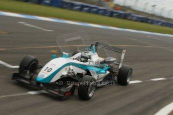 World © Octane Photographic Ltd. Saturday 25th April 2015, MSVR F3 Cup Qualifying. Donington Park. Omicron Motorsport - Jacopo Sebastiani – Dallara F307 Volkswagen Speiss. Digital Ref: 1234CB7B1731
