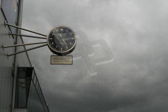 World © Octane Photographic Ltd. Saturday 25th April 2015, MSVR F3 Cup Qualifying. Donington Park. Bremont Clock. Digital Ref: 1234CB7B1736