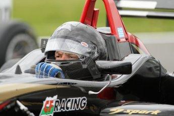 World © Octane Photographic Ltd. Saturday 25th April 2015, MSVR F3 Cup Qualifying. Donington Park. CF Racing - Daniel Tapinos – Dallara F311 NBE. Digital Ref: 1234CB7L7022