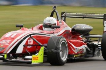 World © Octane Photographic Ltd. Saturday 25th April 2015, MSVR F3 Cup Qualifying. Donington Park. Chris Dittmann Racing (CDR) – Kieran Vernon – Dallara F307 Mercedes HWA. Digital Ref: 1234CB7L7048